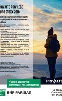 Privalto Privilege Eurostoxx 2018