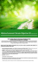 Athéna Euronext Climate Objective 50 EW Septembre 2017